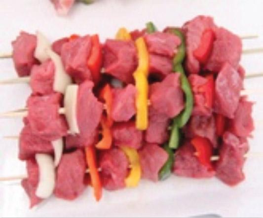 Skewering & Kebabs