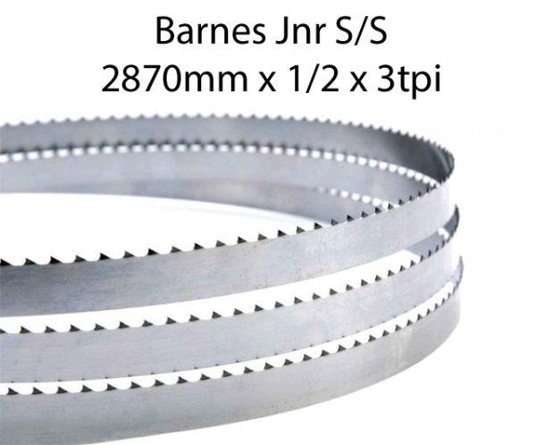 Edge Bandsaw Blades 2870 X 1/2 X 3TPI (pkt 5)|Bandsaw Blades|Barnco