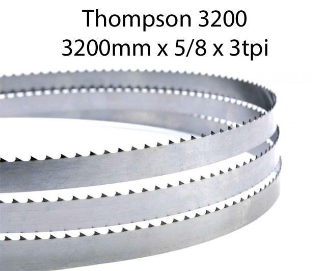 Edge Bandsaw Blades 3200 X 5/8 X 3TPI (pkt 5)|Bandsaw Blades| Barnco