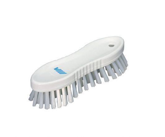 Hand Scrub Brush 165mm, Medium|Brooms & Brushes|Barnco