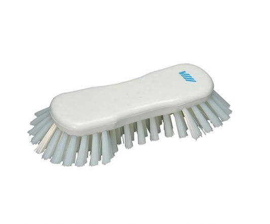 Hand Scrub Brush 240mm, Stiff|Brooms & Brushes|Barnco