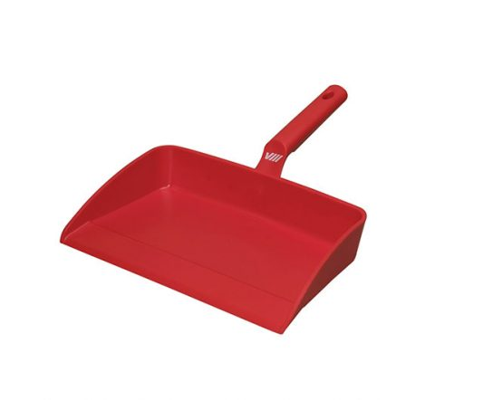 Dustpan 330 x 295mm (Red)