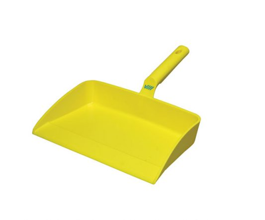 Dustpan 330 x 295mm (Yellow)