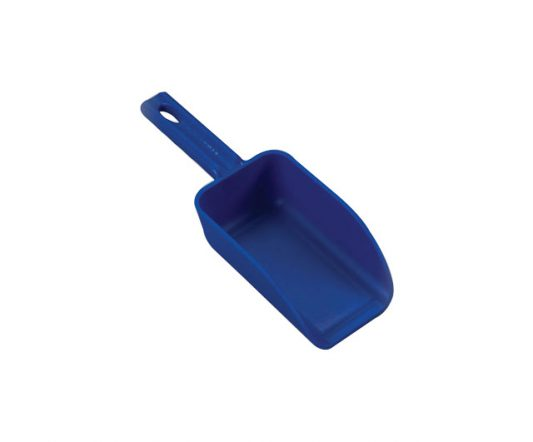 Remco 63003 Mini Scoop 16oz (470ml) (Blue)|Hand Scoops|Barnco