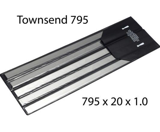 Townsend 795 X 20 X 1.0 <br> (pkt 5)|Derinder Blades|Barnco