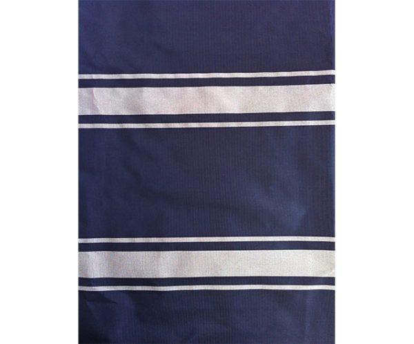 Nylon Apron Navy/White Bib|Aprons|Barnco