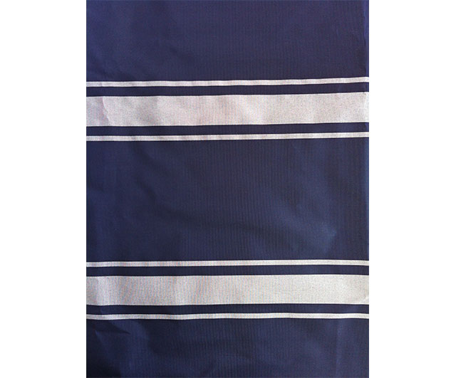 Nylon Apron Navy/White Bib|Aprons| Barnco