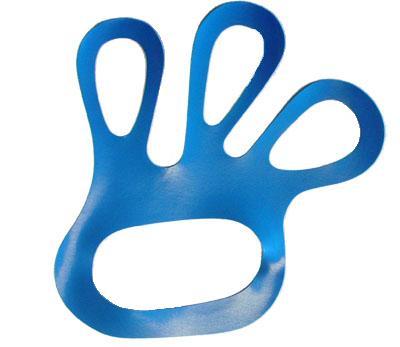 Glove Tensioners Blue (pkt 100)|Gloves & Guards|Barnco