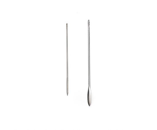 "Sewing Needles S/S 12"" (30 cm)