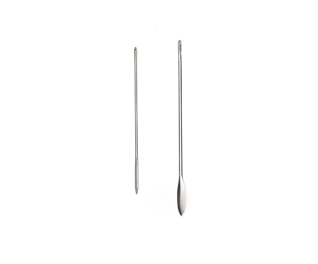 "Sewing Needles S/S 10"" (25 cm)