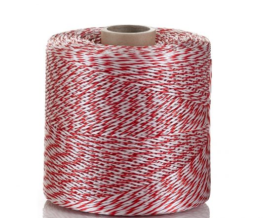 Red/White Poly Twine (560m)|Twine|Barnco