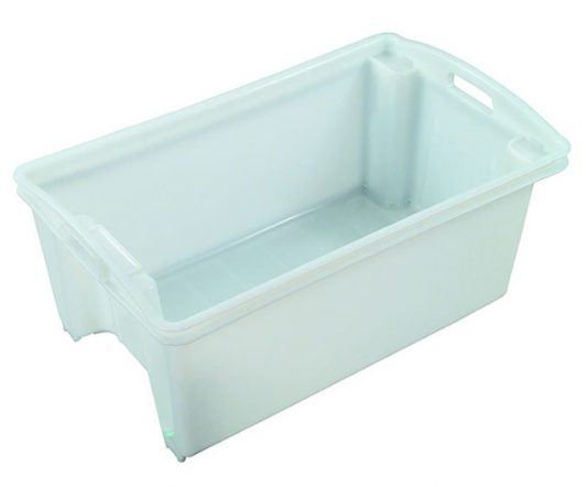 55L Fish Crate IH066 (#12)|Nally Tubs|Barnco
