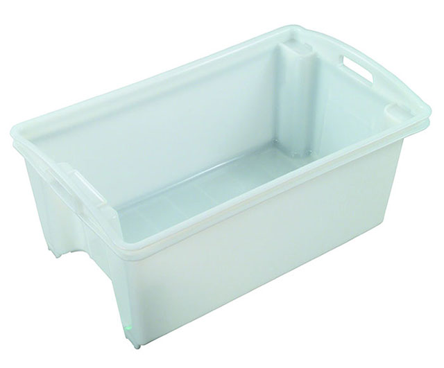 55L Fish Crate IH066 (#12)|Nally Tubs| Barnco