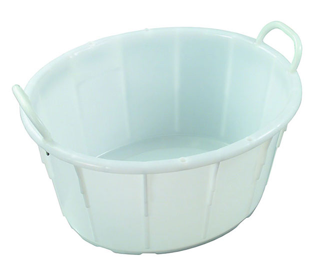 54L Oval Tub w/ Handles IH091|Nally Tubs| Barnco