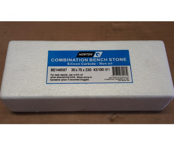 Norton Bear Carb Stone KS100 Non-Oil Filled|Sharpening Stones|Barnco