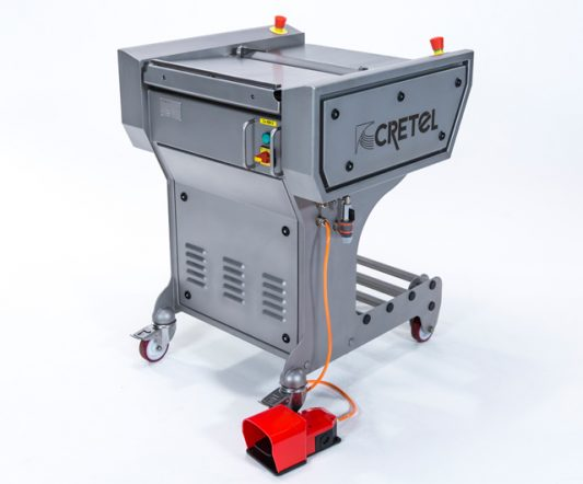 Cretel 460V Fish Skinning Machine