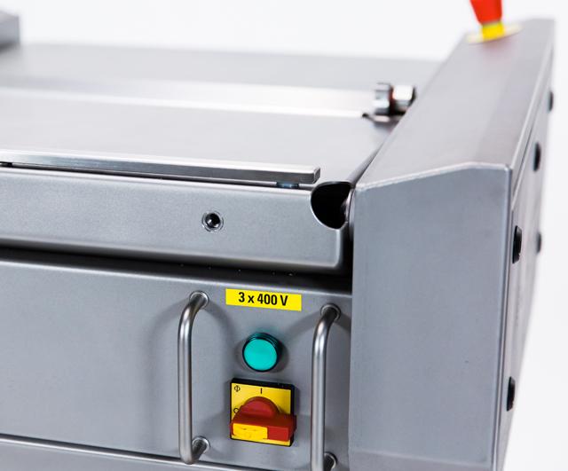 Cretel 460V Fish Skinning Machine|Skinners & Derinders| Barnco