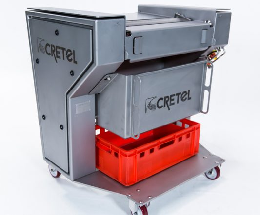Cretel 856PX Membrane Skinner|Skinners & Derinders|Barnco