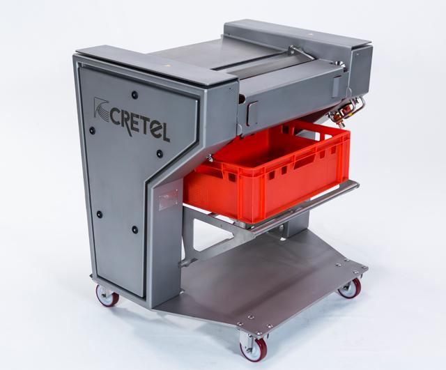 Cretel 856PX Membrane Skinner Skinners & Derinders  Barnco