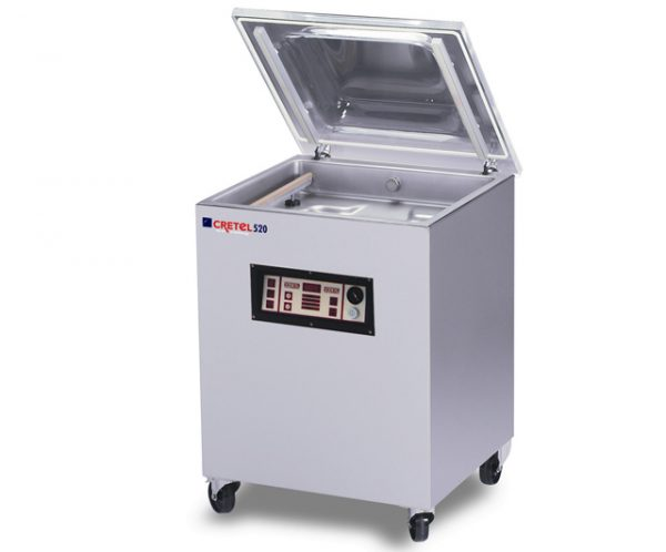 Cretel VA520 Vacuum Packer|Vacuum Packaging|Barnco