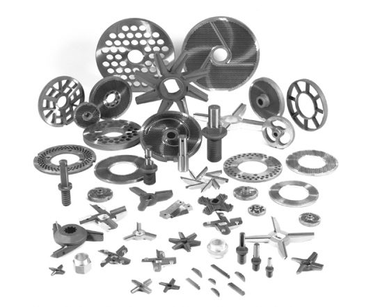 Cutting Tools & Parts