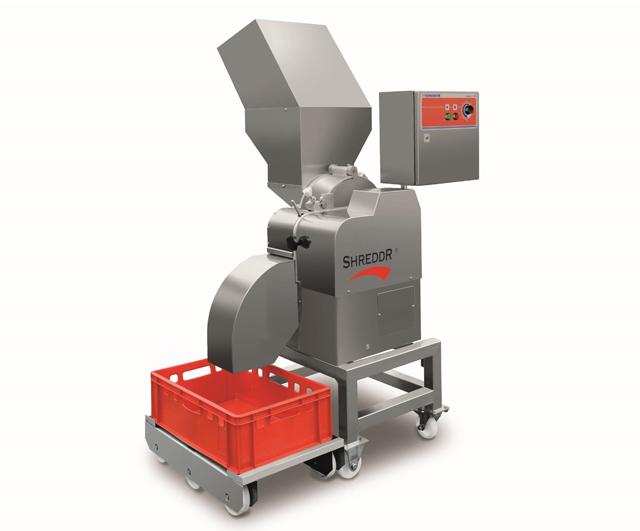 Foodlogistik ShreddR Compact 90|Shredders| Barnco