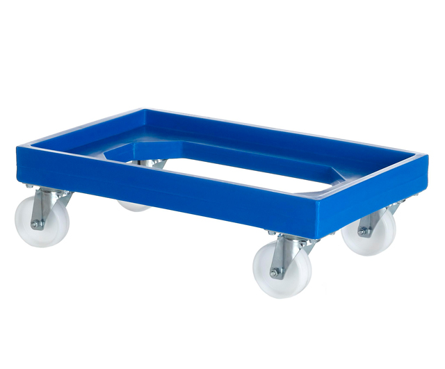 Trolley for Fish Crate|Tub Trolleys| Barnco