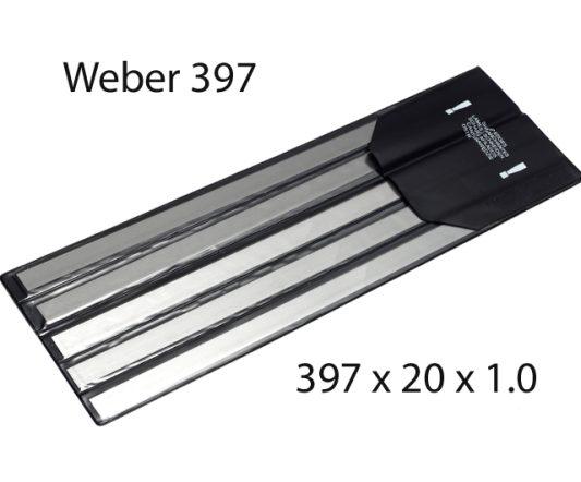 Weber 397 x 20 x 1.0  (pkt 5)|Derinder Blades|Barnco