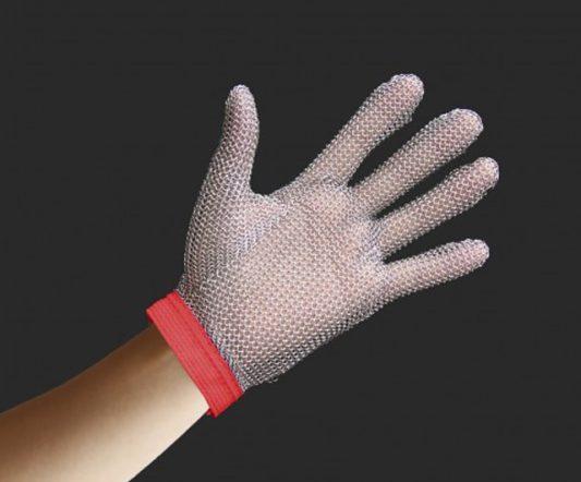 wrist mesh gloves