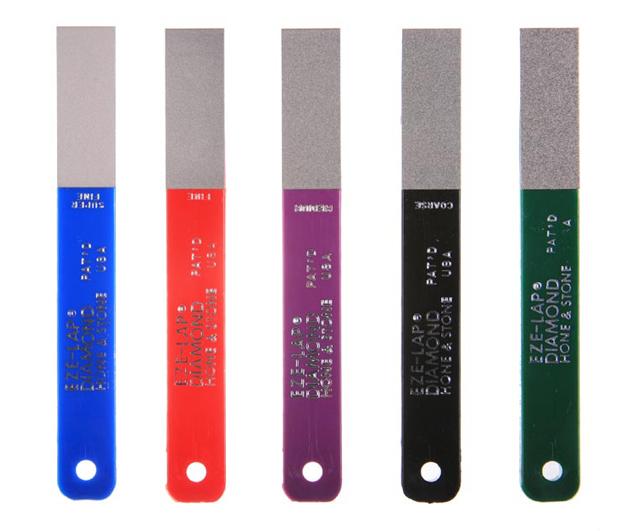 EZE-LAP Diamond Pad Sharpener Medium (400 grit)|Sharpening Stones| Barnco