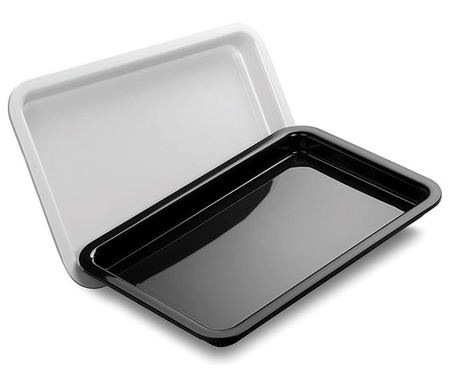 MTA Tray 120 x 80 x 10mm White|Display Trays| Barnco