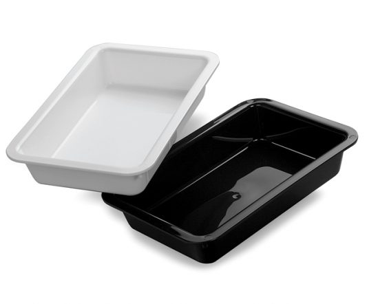 MTA Tray 120 x 80 x 20mm White|Display Trays|Barnco
