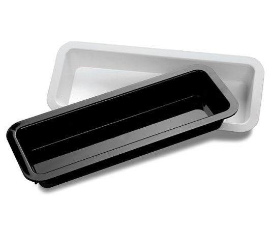 MTA Tray 160 x 60 x 20mm White|Display Trays (MTA)|Barnco