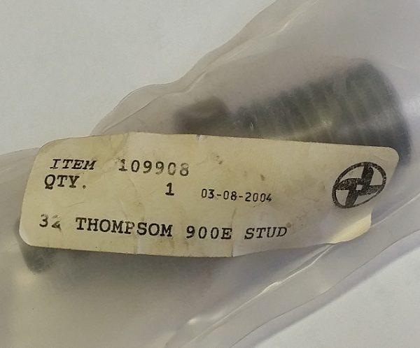 Thompson #32 900E Worm Stud|Worm Studs|Barnco