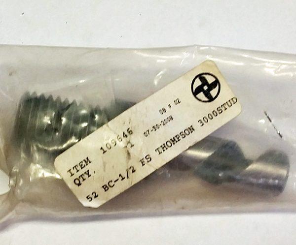 Thompson #52 BC Worm Stud|Worm Studs|Barnco