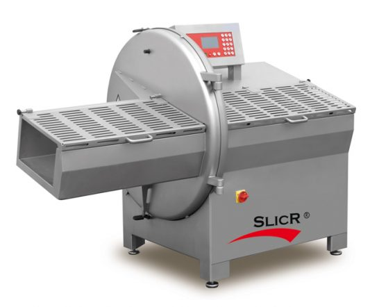 Foodlogistik SlicR Capacity|High Output Slicers|Barnco