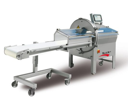 Foodlogistik SlicR Comfort|High Output Slicers|Barnco