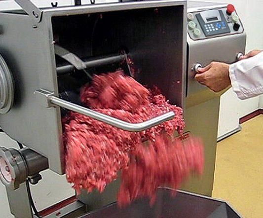 Mixer Mincers