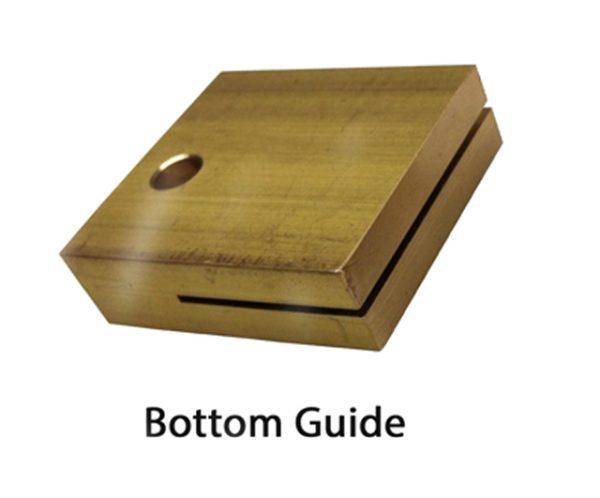 Barnes Challenge Blade Guide (Bottom)|Bandsaw Parts|Barnco