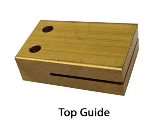 Barnes Challenge Blade Guide (Top)|Bandsaw Parts|Barnco