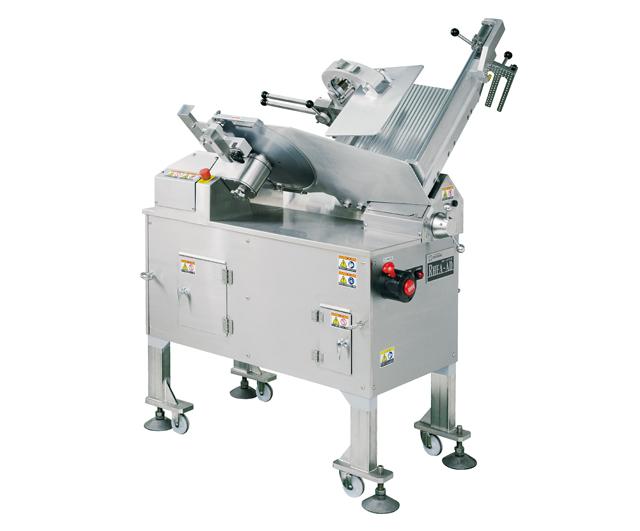 Nantsune NF-410AD Wide Frozen Meat Slicer|High Output Slicers| Barnco