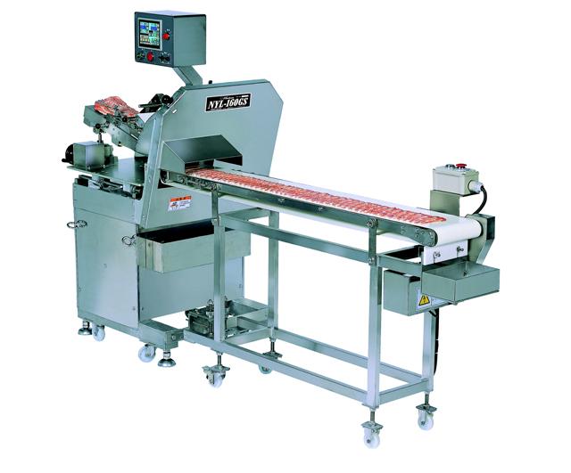 Nantsune NYL-160GS High Speed Multi-Slicer|High Output Slicers| Barnco