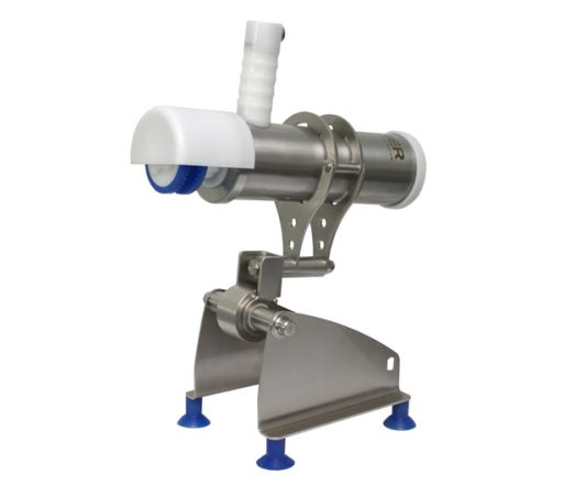 Andher ADT-80 Sausage Casing Spooler|Commercial Sausage Making Machines|Barnco