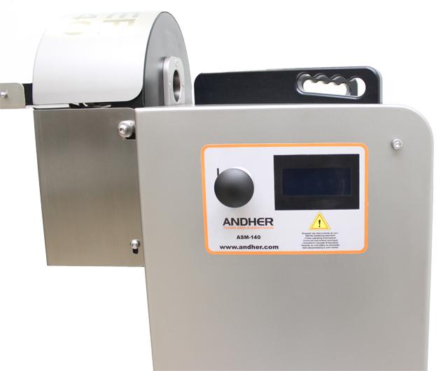 Andher ASM-140 Semi-Auto String Tyer|String Tying Machines| Barnco