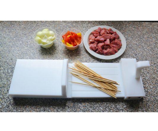 Crazy Souvle XEIR 80-110 Skewering Machine|Skewering & Kebabs|Barnco