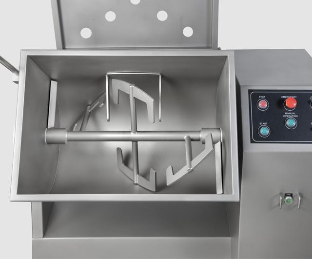 Mainca RC-200 Mixer-Kneader|Mixers| Barnco