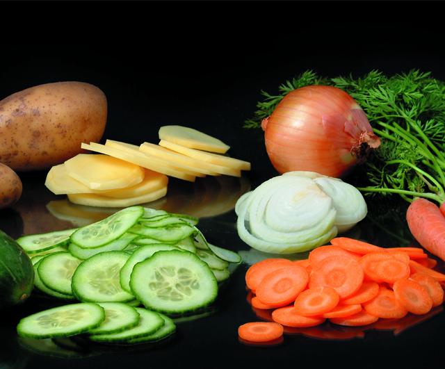Foodlogistik DicR Classic 90 Dicers  Barnco