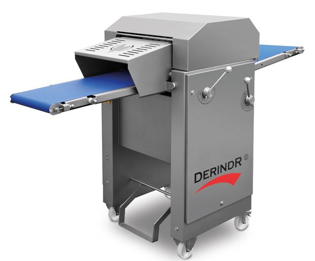 Foodlogistik DerindR Comfort 450|Skinners & Derinders| Barnco