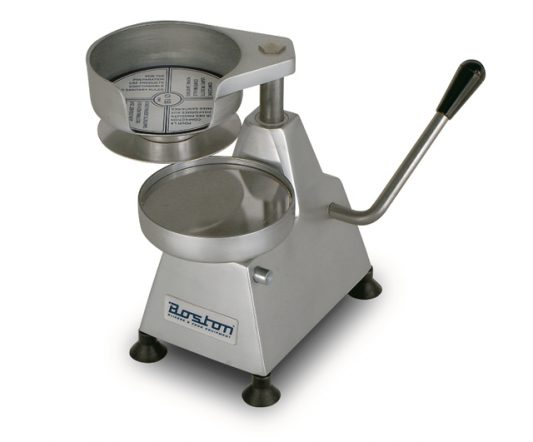 Boston Manual Patty Former 100mm|Food Forming|Barnco