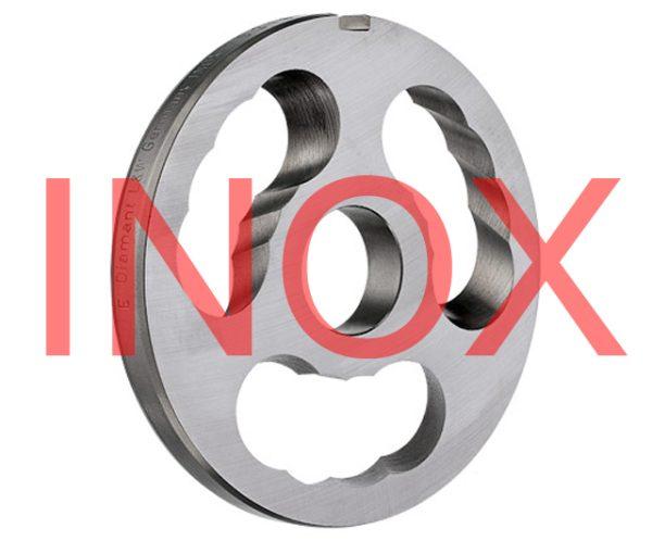 R70 L&W INOX 3 Hole Kidney Plate|Unger R70|Barnco